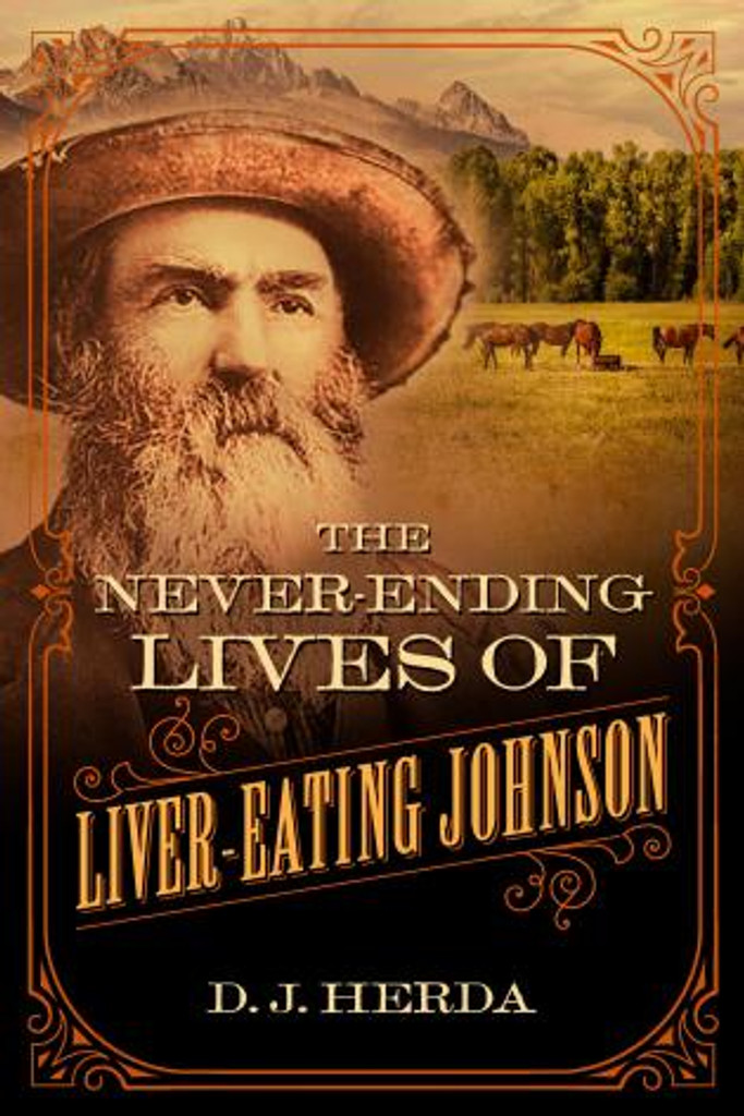 Liver Eating Johnson -cover