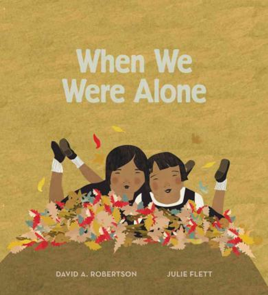 When We Were Alone -front