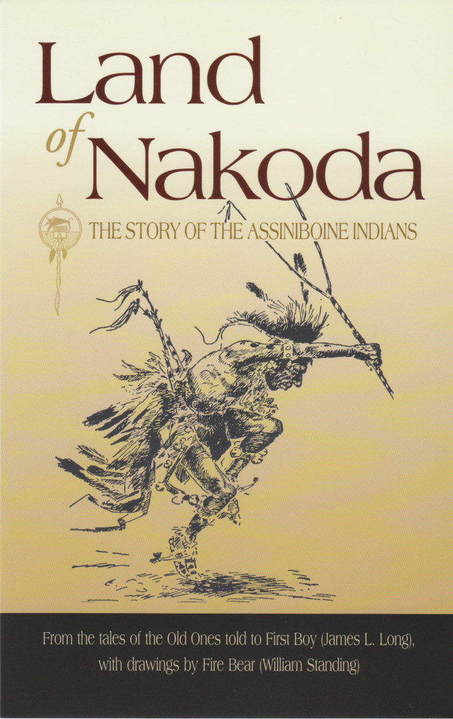 Land of the Nakoda front cover