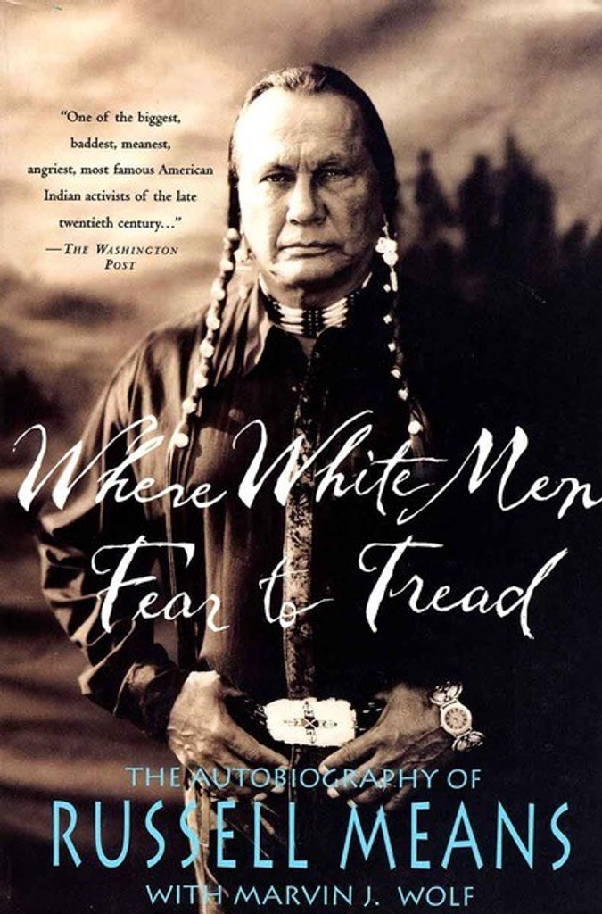 Where White Men Fear to Tread front cover