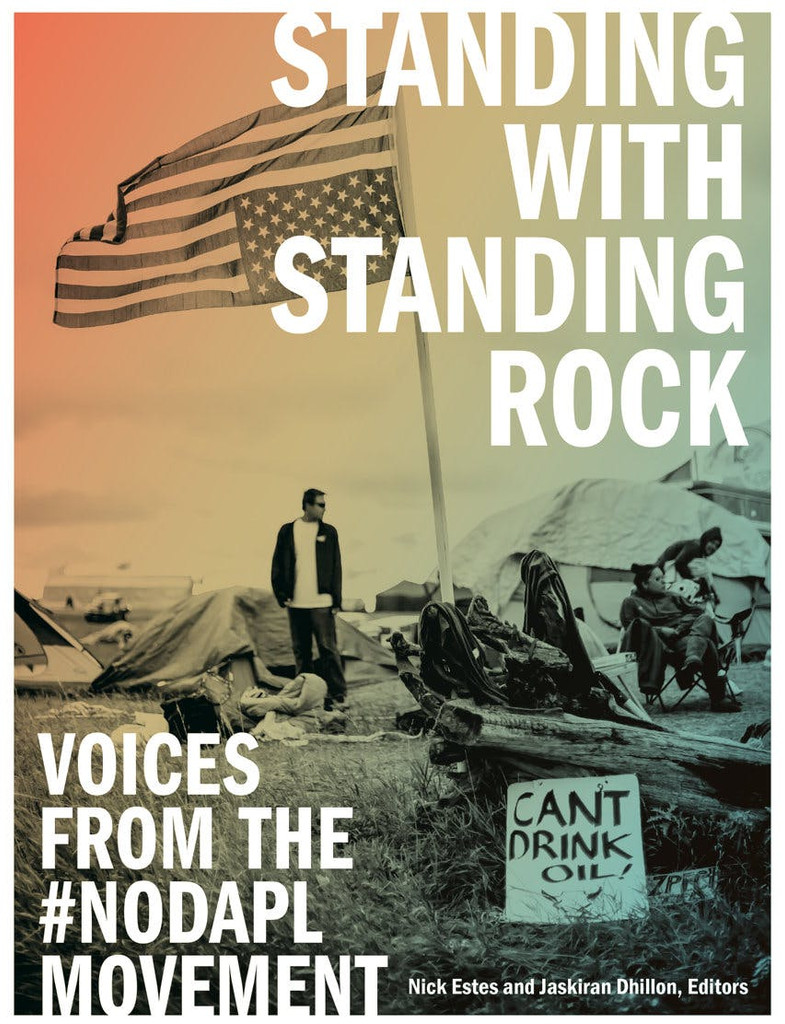 Standing with Standing Rock cover!