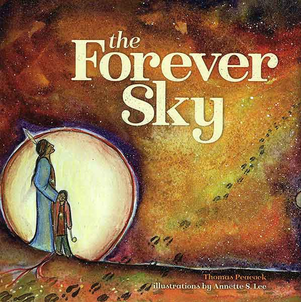 The Forever Sky front cover