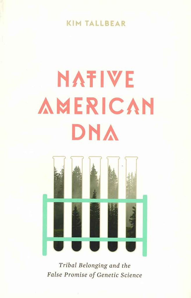 Native American DNA cover