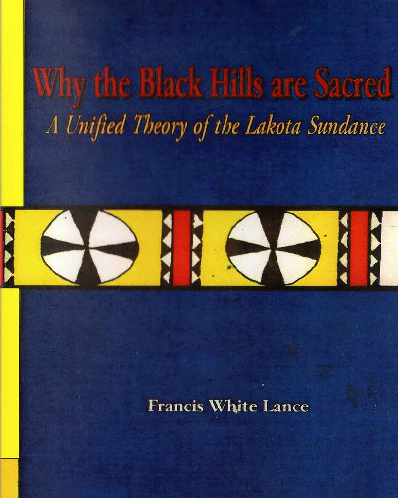 why the black hills are sacred front cover