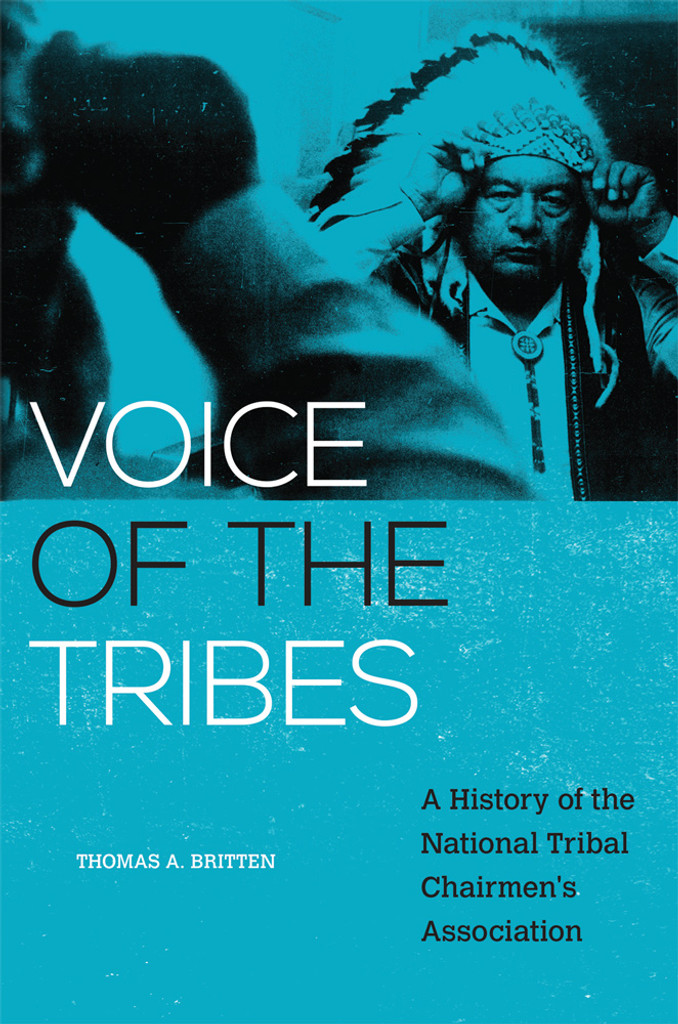 voice of the tribes cover