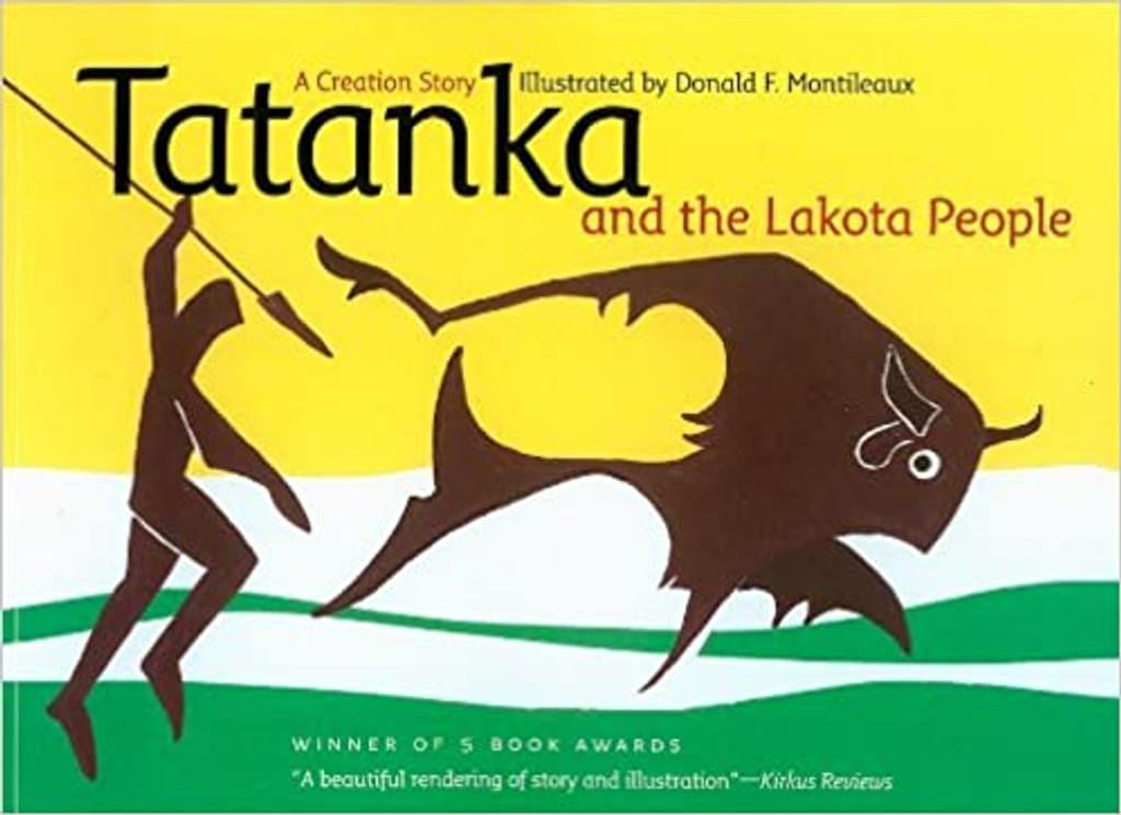 tatanka and the lakota people cover