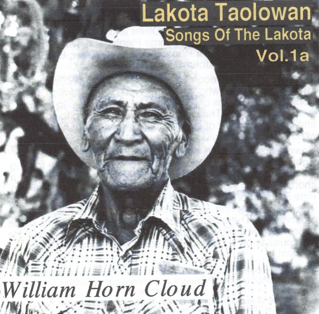 Lakota Taolowan cd cover