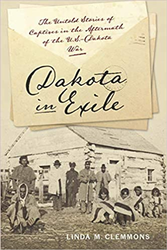 dakota in exile front cover