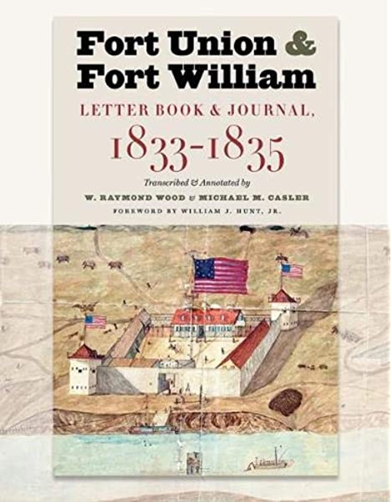 fort union and fort william book cover