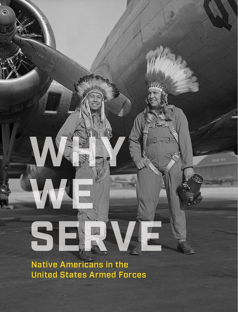 why we serve book cover