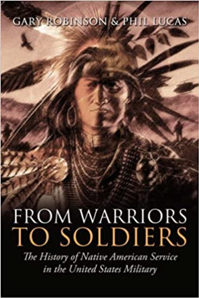 from warriors to soldiers book cover