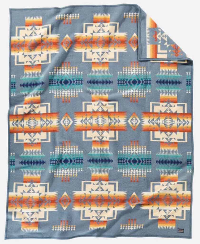 Pendleton Blanket: Chief Joseph Collection, Slate