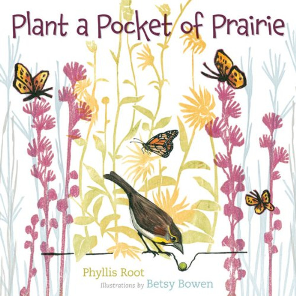 plant a pocket of prairie cover