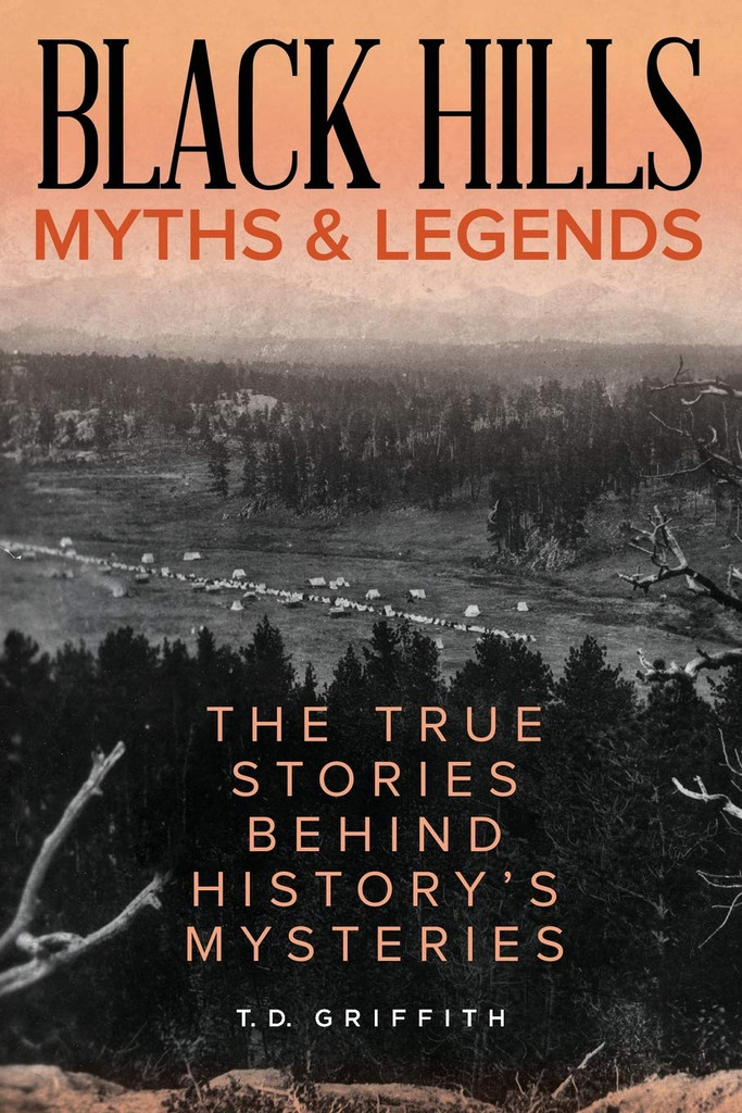 Black Hills Myths & Legends cover