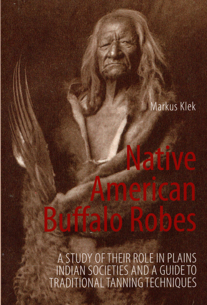 native american buffalo robes
