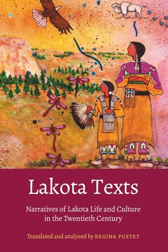 lakota text front cover