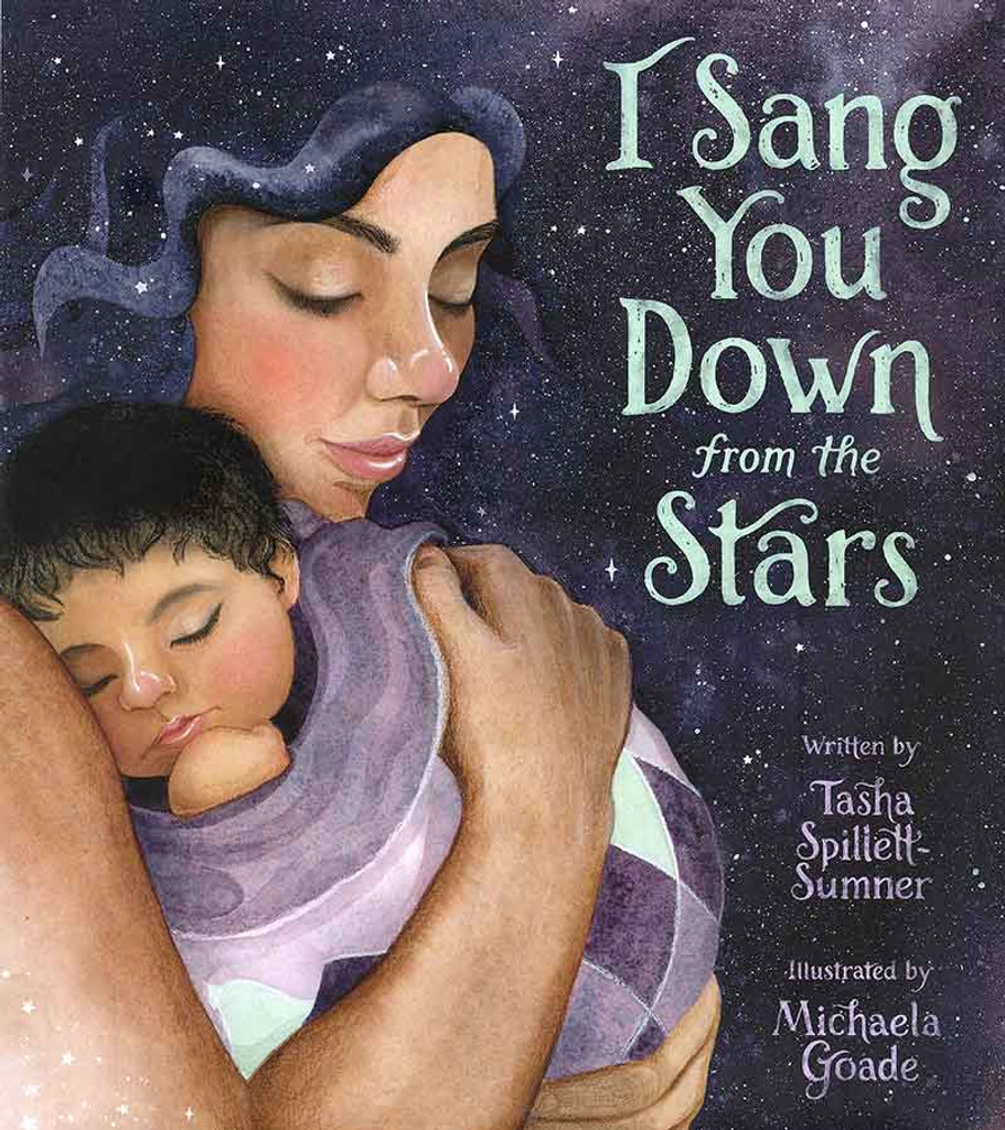 i sang you down from the stars (front cover)