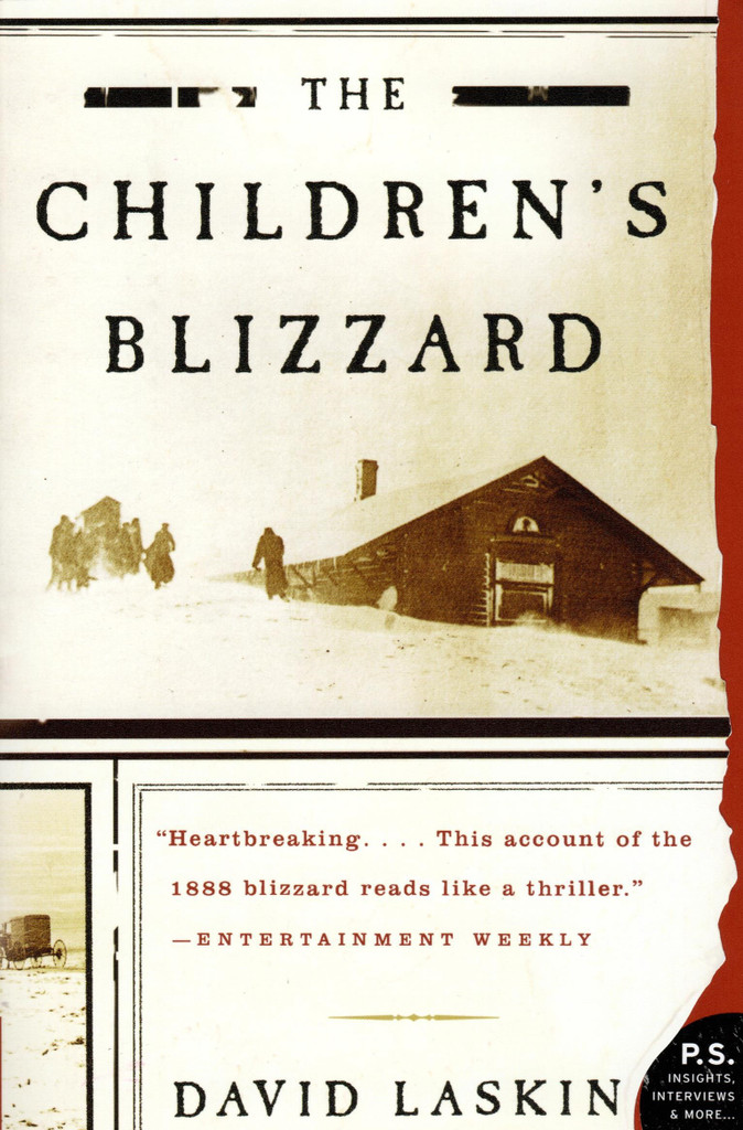 children's blizzard front cover (p.s edition)