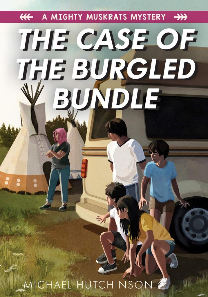case of the burgled bundle