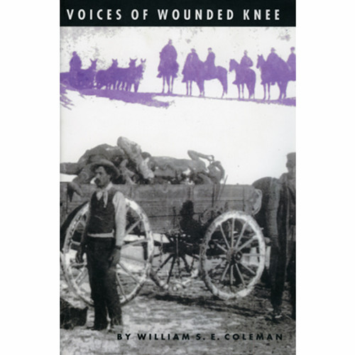 Voices Of Wounded Knee - Book