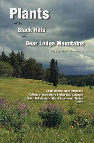 Plants Of The Black Hills And Bear Lodge Mountains - Book