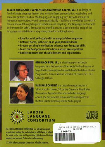 Lakota Audio Series: A Practical Conversation Course