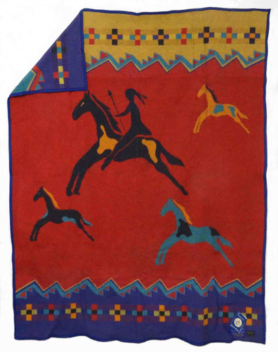 Pendleton Blanket: Celebrate the Horse
