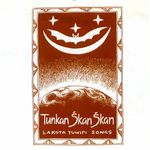 CD - Lorenzo Eagle Road - Tunkan Skan Skan - Lakota Yuwipi Songs