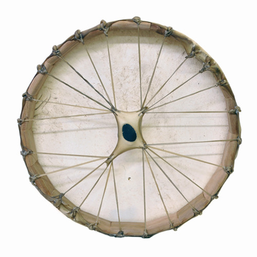 Deer Skin Hand Drums (Plain)