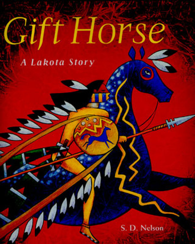 Children's Book: Gift Horse - A Lakota Story