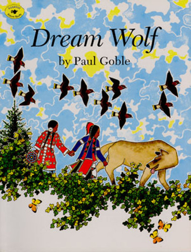 Dream Wolf - Children's Book