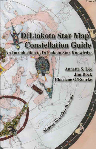D(L)akota Star Map Constellation Guide Book