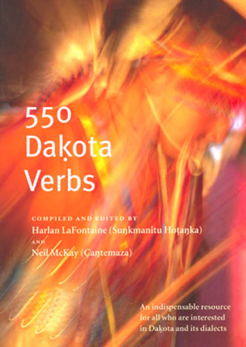 550 Dakota Verbs Book