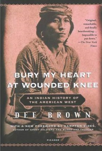 Book - Bury My Heart At Wounded Knee