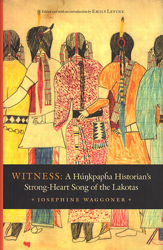 Witness: A Hunkpapa Historian's Strong-Heart Song of the Lakotas - Book
