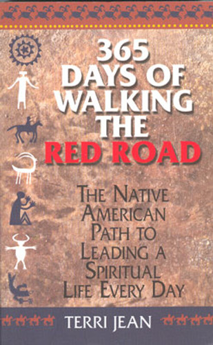 365 Days Of Walking The Red Road: Book