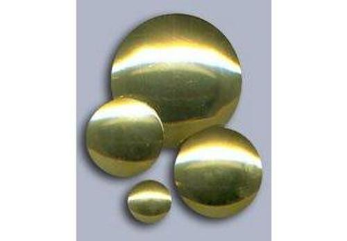 Brass Conchos