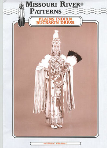 PATTERNS: Plains Indian Buckskin Dress