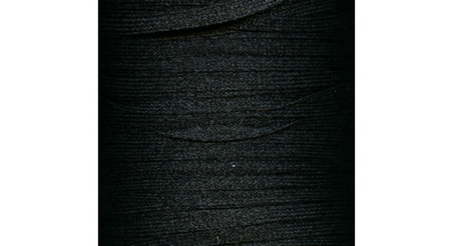 Flat Fringe: Black