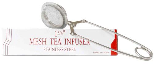 Mesh Tea Infuser: 1.75 inch