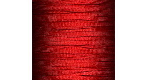 Flat Fringe: Red