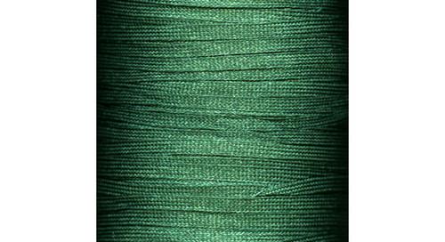 Flat Fringe: Emerald Green