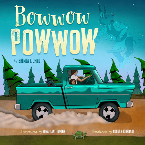 Bowwow Powwow - Children's Book