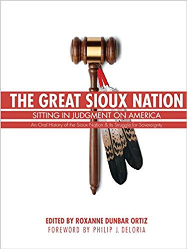 Book: The Great Sioux Nation: Sitting in Judgement on America - An Oral History of the Sioux Nation & Its Struggle for Sovereignty
