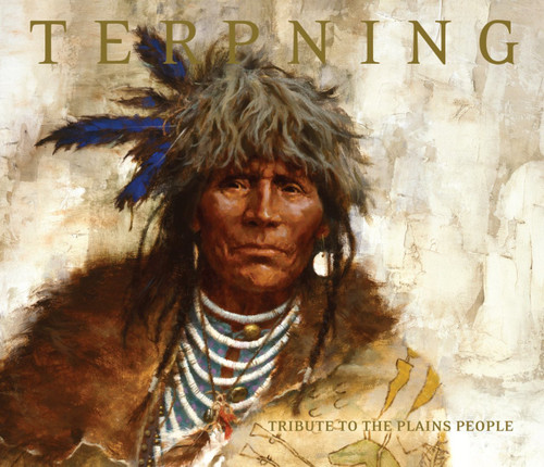 Terpning: Tribute to the Plains People - Book