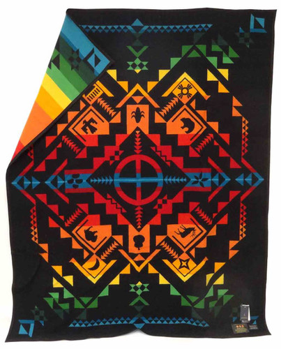 Pendleton Blanket Legendary Series Shared Spirits