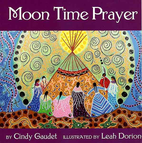Moon Time Prayer - Children's Book