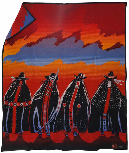 Pendleton Blanket: Legendary Series - Rodeo Sisters