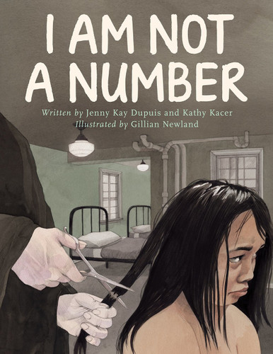 I AM NOT A NUMBER - Children's Book