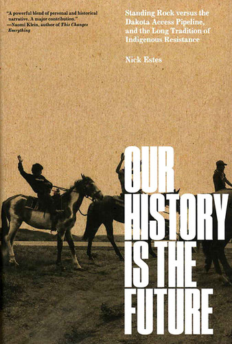 Our History is the Future - cover